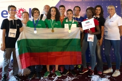 eJOI 2018_Team Bulgaria with team leaders, eJOI President and delegates