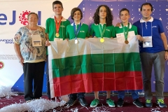 eJOI 2018_Team Bulgaria with team leaders