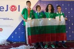 eJOI 2018_Team Bulgaria